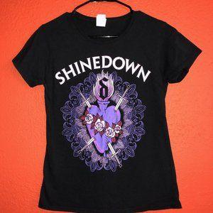 Shinedown How Did You Love Women's Medium Tshirt